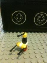 Sinister's LEGO Dalek