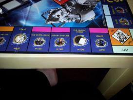 Who Monopoly Purple