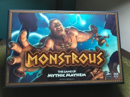 Review: Monstrous (TheGame)