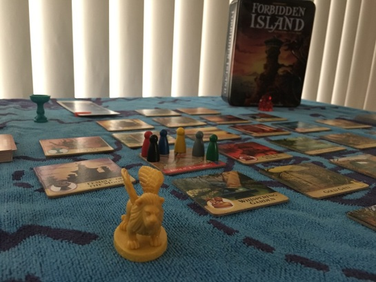 Forbidden Island 01