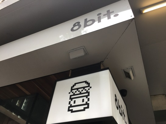 Geek burgers for PAX