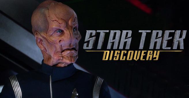 Star Trek Discovery - Saru 01