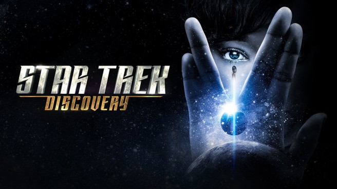 Star Trek Discovery - title
