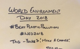 World Environment Day 2018: Beat Plastic Pollution
