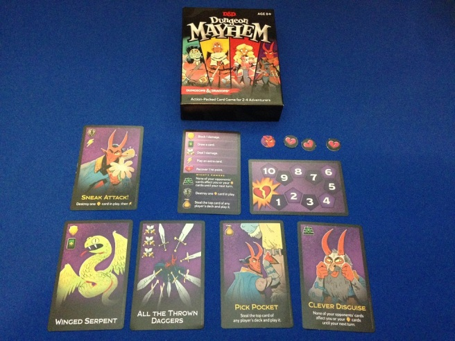 dungeon mayhem review