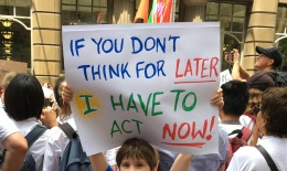 School Strike 4 Climate: What Would Kids Know